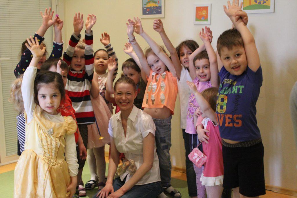 Английский детский сад