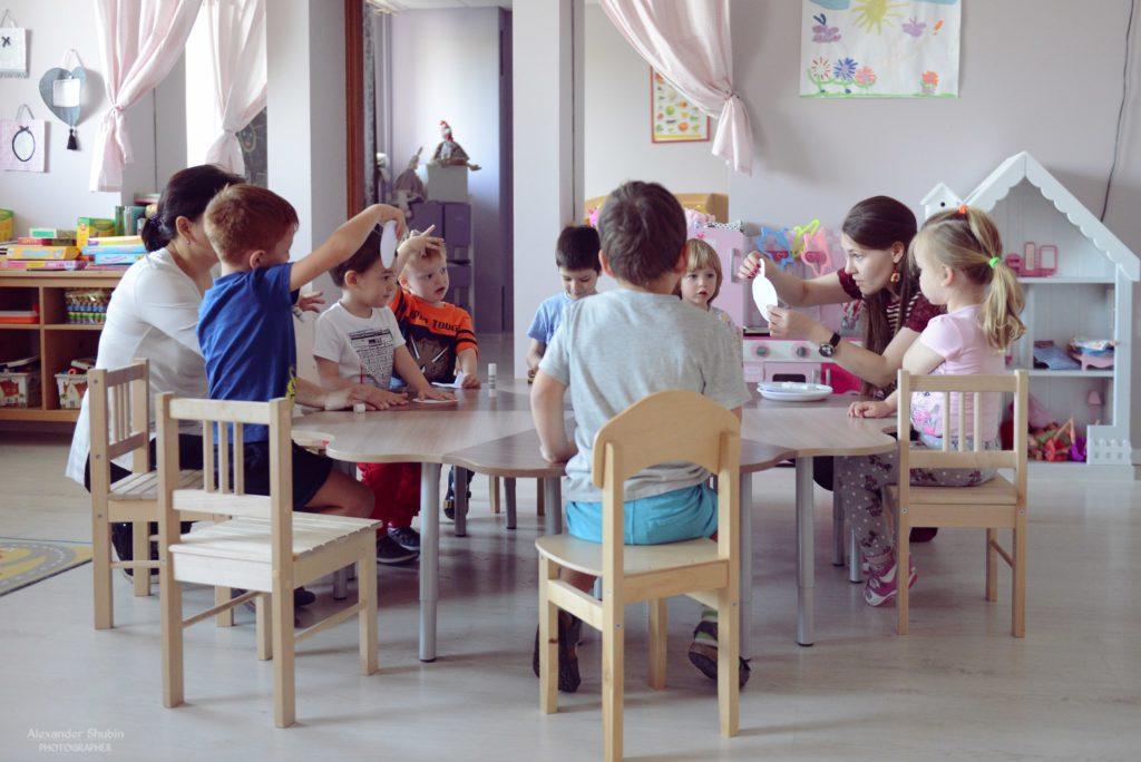 Частный детский сад плэйландия